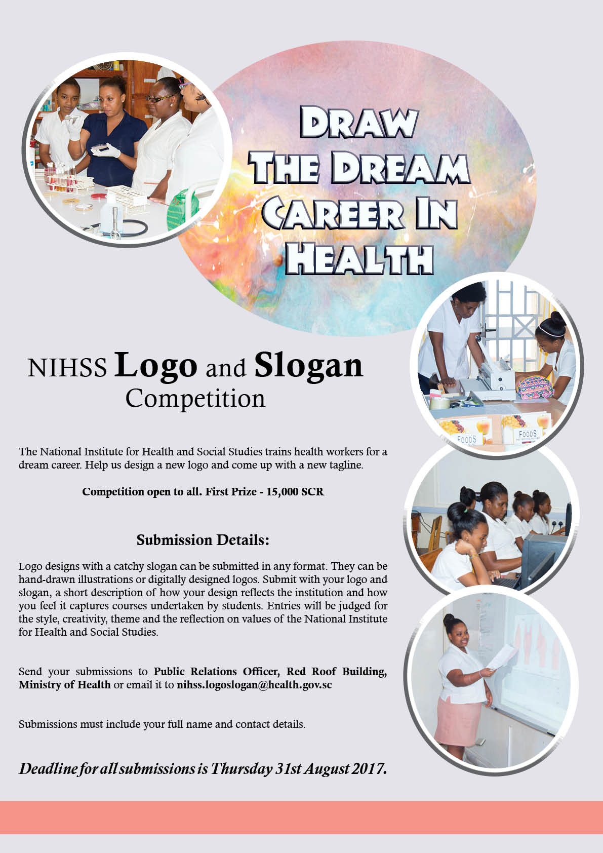 NIHSS LOGO/SLOGAN COMPETITION - Ministry of Health