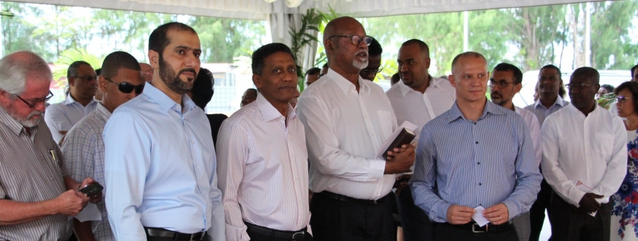 Seychelles Family Hospital opened by President Danny Faure