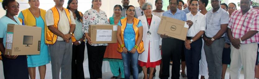 Health Centre goes digital