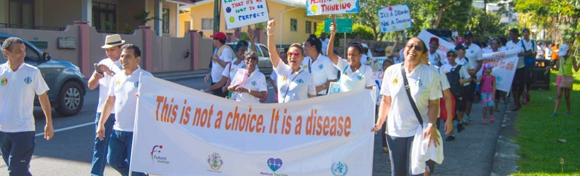 Health promotion campaign calls for more sanguine practises
