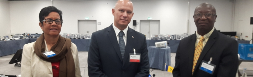 Seychelles Health Minister Intervenes at Commonwealth Ministers' Meeting