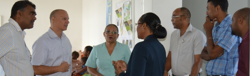 Anse Royale Hospital to have new roof and refurbished dental services