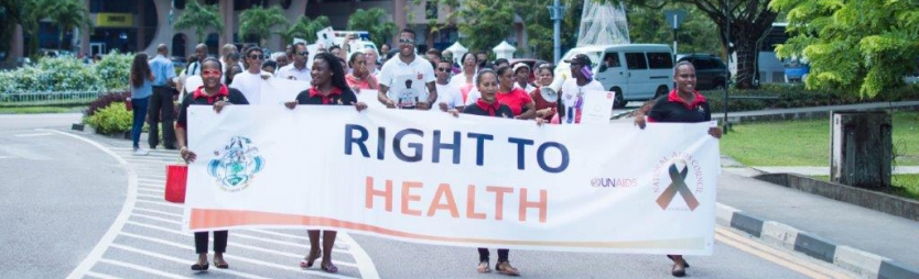 Seychelles commemorates 30 year fight against AIDS