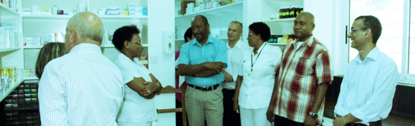 2017 brings bigger, brighter, better health centre to East region of Mahe