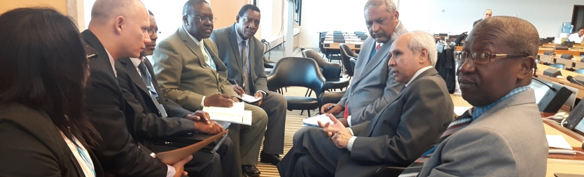 Small islands states of Africa discuss illicit drug use as barrier to health