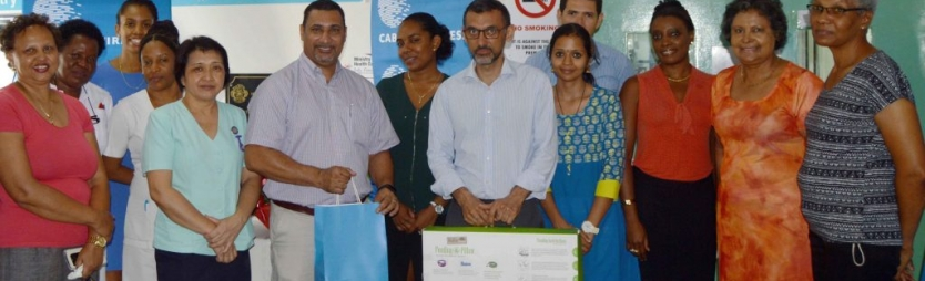 Health joins with private partner to promote breastfeeding