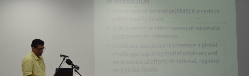3 day workshop cultivates dynamic strategies against Anti-Microbial Resistance